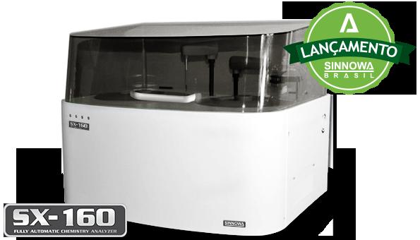 Analisador Bioquímico Totalmente Automático<br />SX-160
